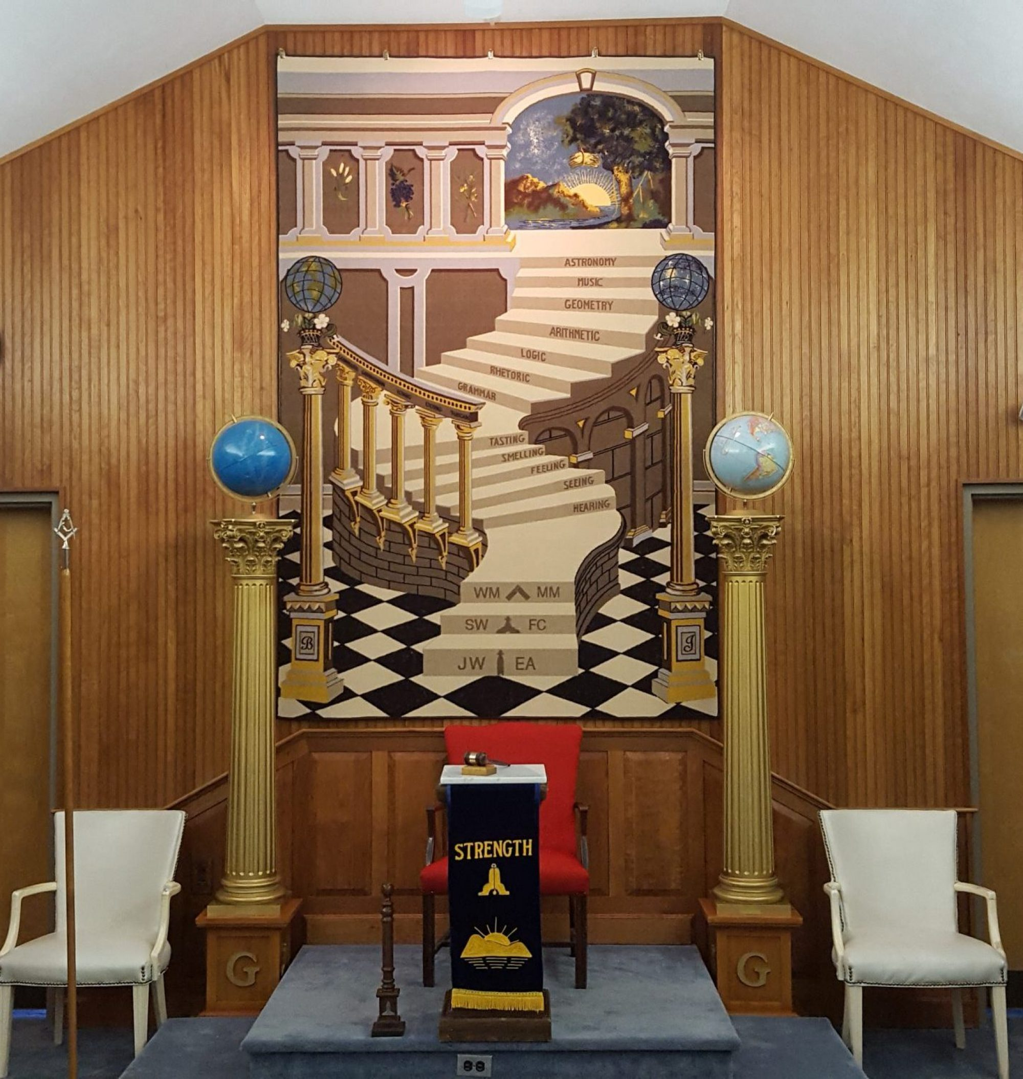 Oxford Masonic Lodge No. 67 F.&A.M.